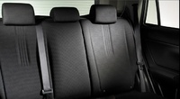 2009 Scion xB, Interior Back View, interior, manufacturer