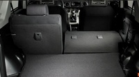 2009 Scion xB, Interior Trunk View, interior, manufacturer