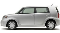 2009 Scion xB, Left Side View, exterior, manufacturer