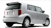 2009 Scion xB, Right Back Quarter View, exterior, manufacturer