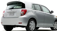 2009 Scion xD, Back Right Quarter View, manufacturer, exterior