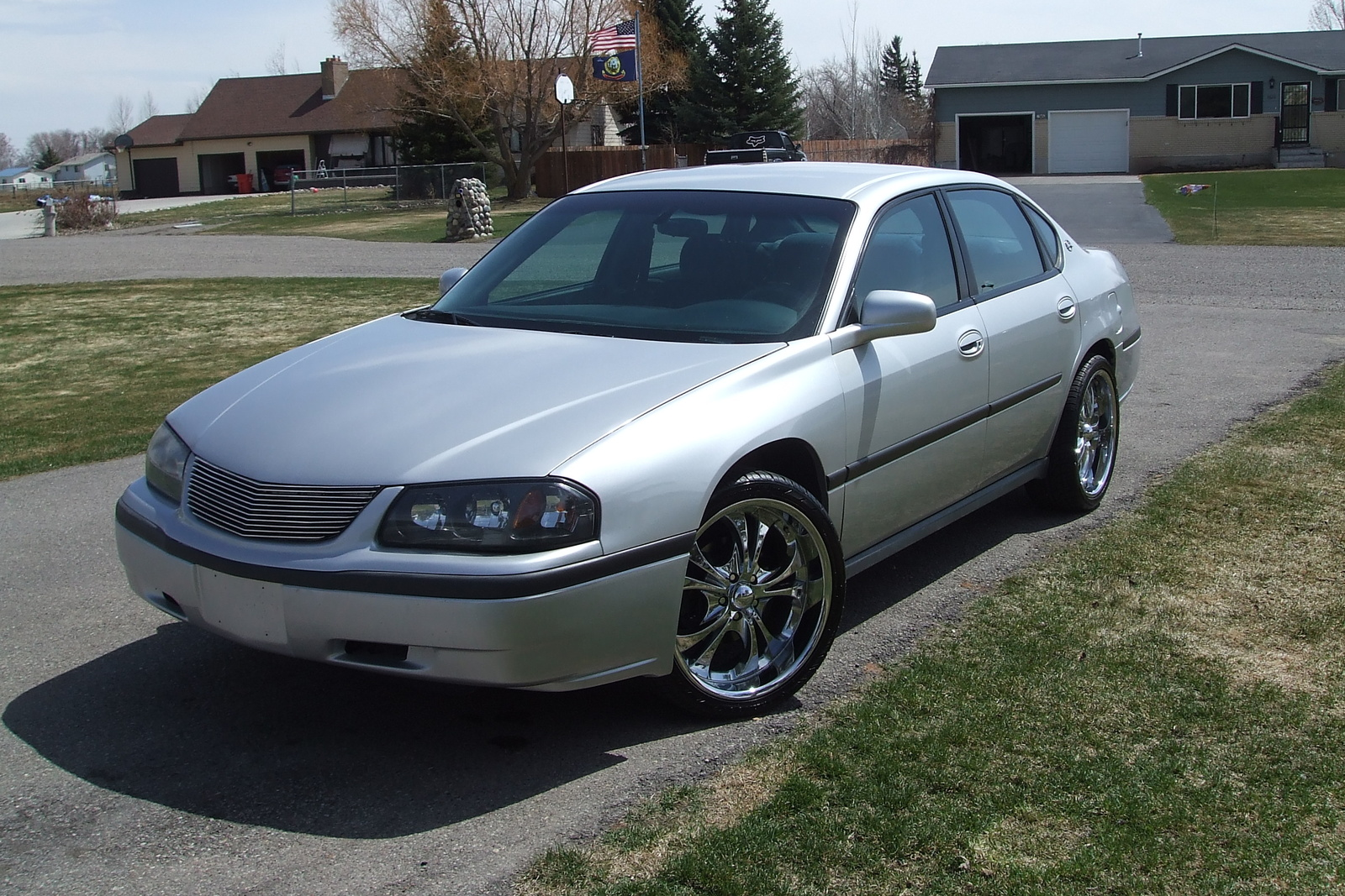 2003 chevrolet impala exterior pictures cargurus. Cars Review. Best American Auto & Cars Review