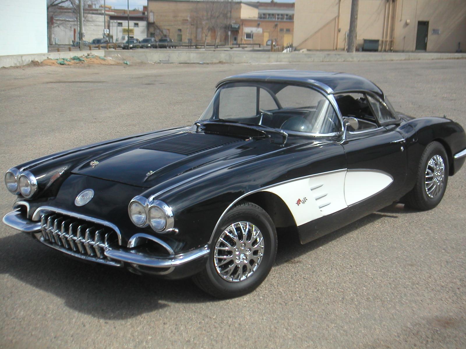 1958 Chevrolet Corvette Pictures Cargurus