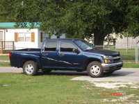 Picture of 2004 Chevrolet Colorado 4 Dr Z85 LS 4WD Crew Cab SB, exterior