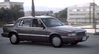 Picture of 1991 Plymouth Acclaim 4 Dr LX Sedan, exterior