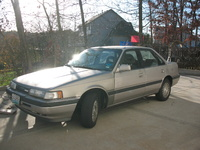 Picture of 1990 Mazda 626 LX, exterior