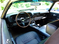 1970 Chevrolet Camaro picture, interior