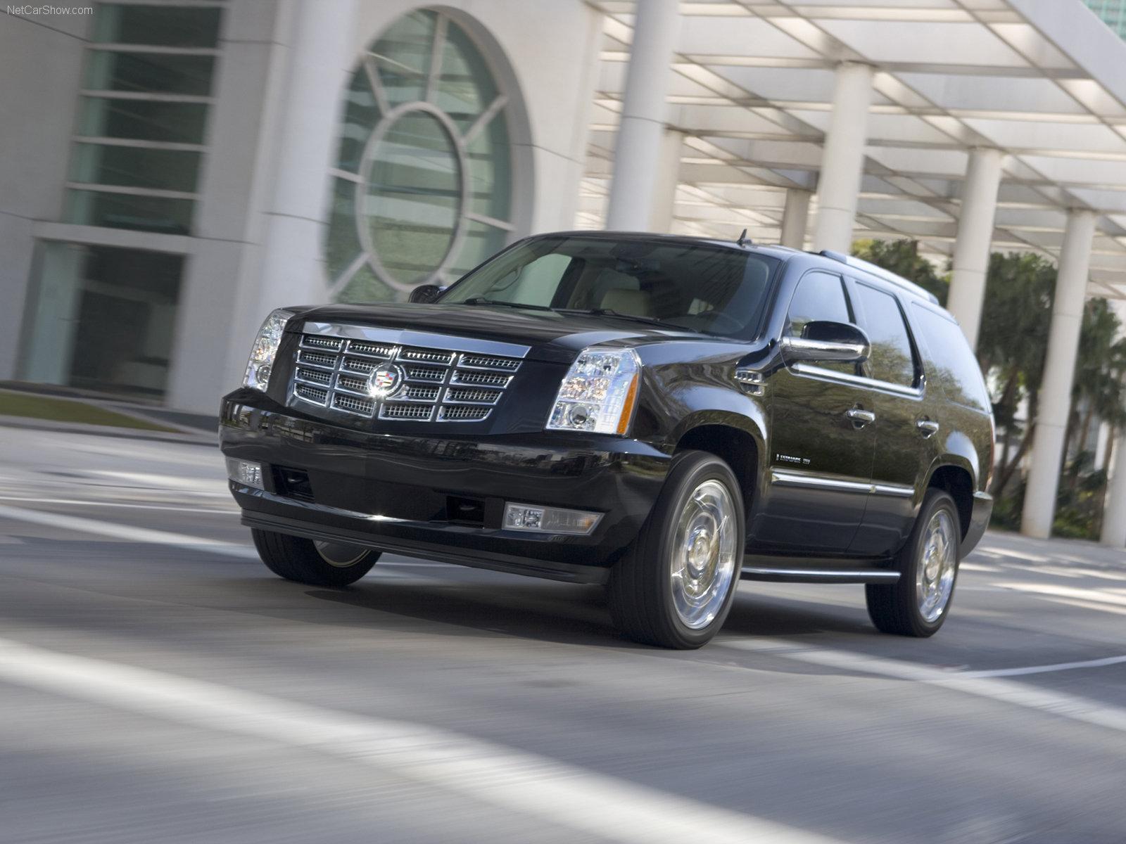 2007 Cadillac Escalade ESV Platinum