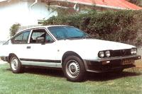 1981 Alfa Romeo GTV Overview