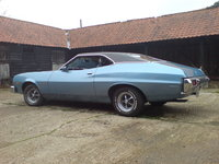 Picture of 1973 Ford Torino, exterior