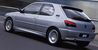 Picture of 1993 Peugeot 306, exterior, gallery_worthy