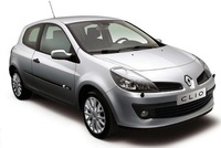 2008 Renault Clio Overview