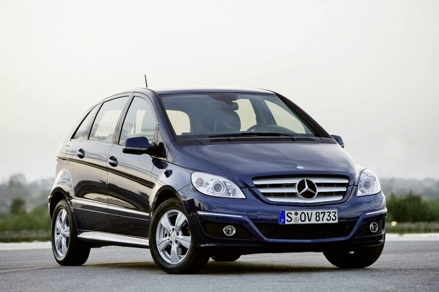 Picture of 2007 Mercedes-Benz B-Class B170, exterior