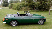 Picture of 1970 MG MGB Roadster, exterior