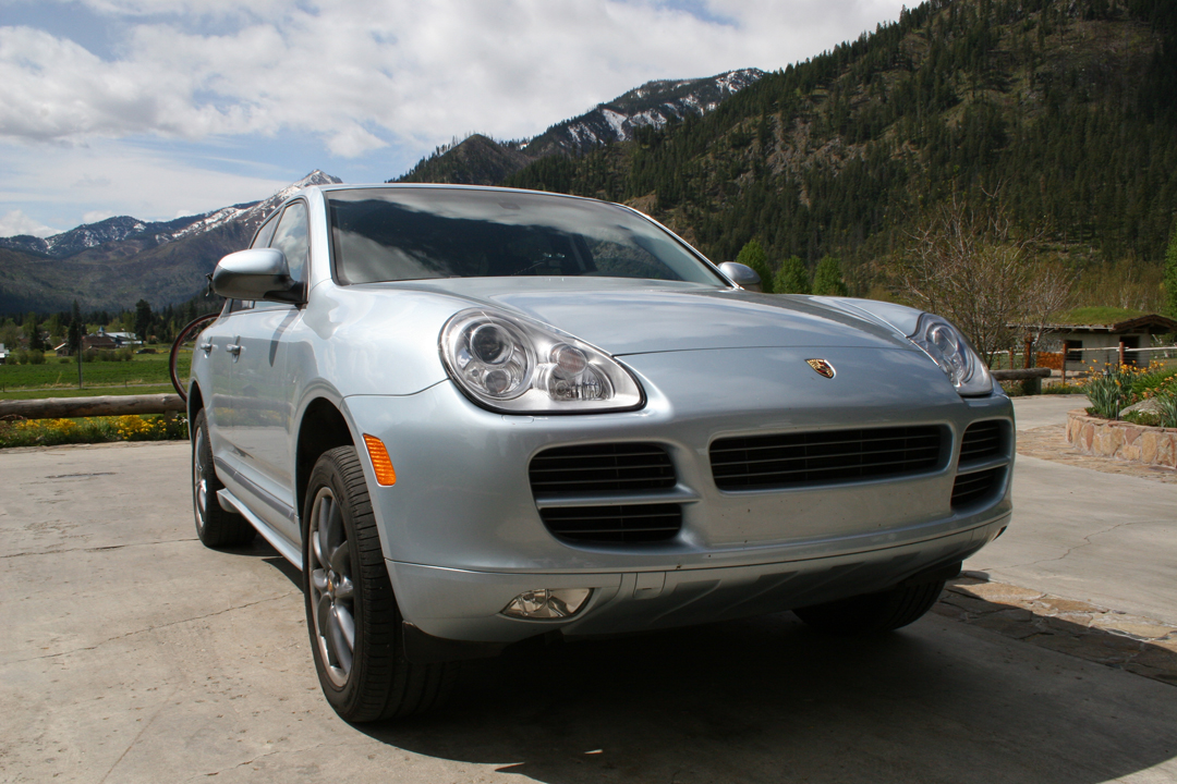 2006 porsche cayenne s titanium world activity. Black Bedroom Furniture Sets. Home Design Ideas