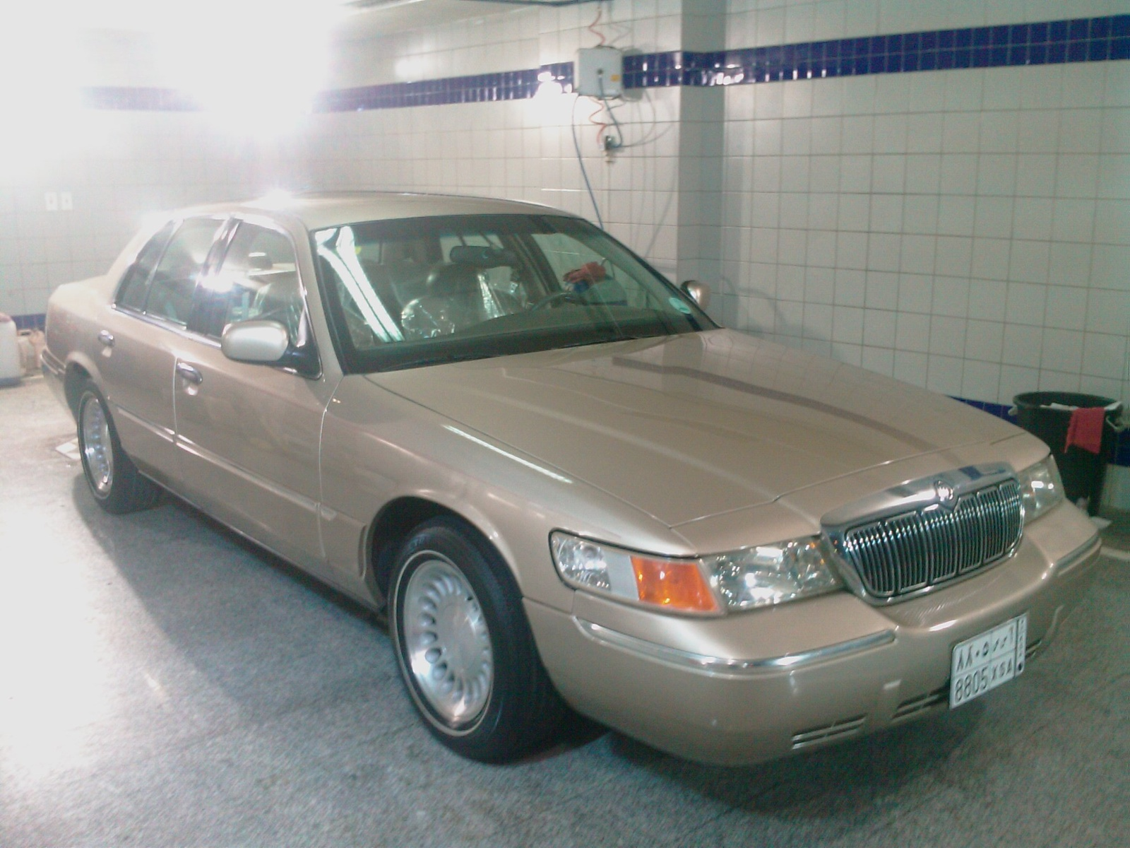 picture of 2005 mercury grand marquis ls ultimate exterior. Black Bedroom Furniture Sets. Home Design Ideas