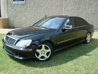 2004 Mercedes-Benz S-Class, 2004 Mercedes-Benz S500 picture, exterior
