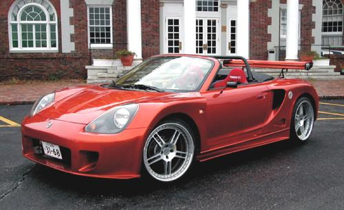 2005 Toyota MR2 Spyder picture, exterior