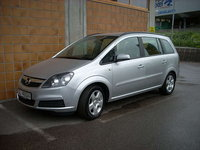 Picture of 2007 Opel Zafira, exterior