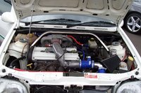 Picture of 1991 Ford Fiesta, engine, gallery_worthy