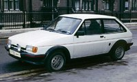 Picture of 1985 Ford Fiesta, exterior