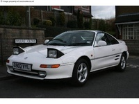 1989 Toyota MR2, 1993 Toyota MR2 T-bar picture, exterior