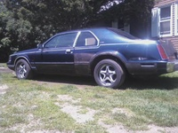 Picture of 1988 Lincoln Mark VII, exterior
