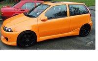 Picture of 1999 FIAT Punto, exterior