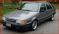 Picture of 1990 Saab 9000 4 Dr Turbo Hatchback, exterior