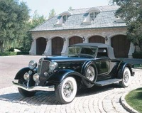 1933 Chrysler Imperial Overview