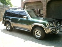 2004 Nissan Patrol Overview