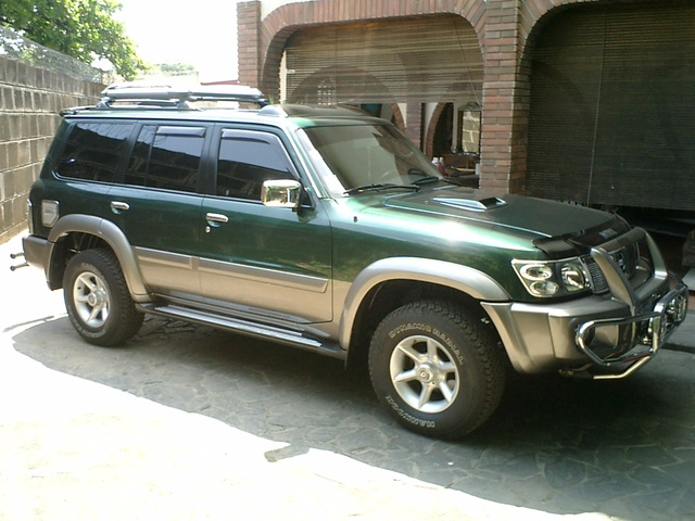 Picture of 2004 Nissan Patrol