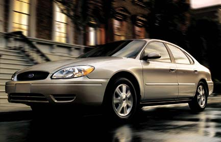 2005 Ford Taurus SE picture
