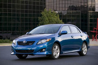Picture of 2009 Toyota Corolla S, exterior, manufacturer