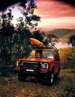 1981 Holden Jackaroo Overview