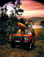 1981 Holden Jackaroo Overview