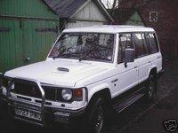Picture of 1990 Mitsubishi Pajero, exterior