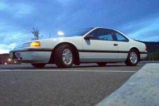1990 Ford Thunderbird