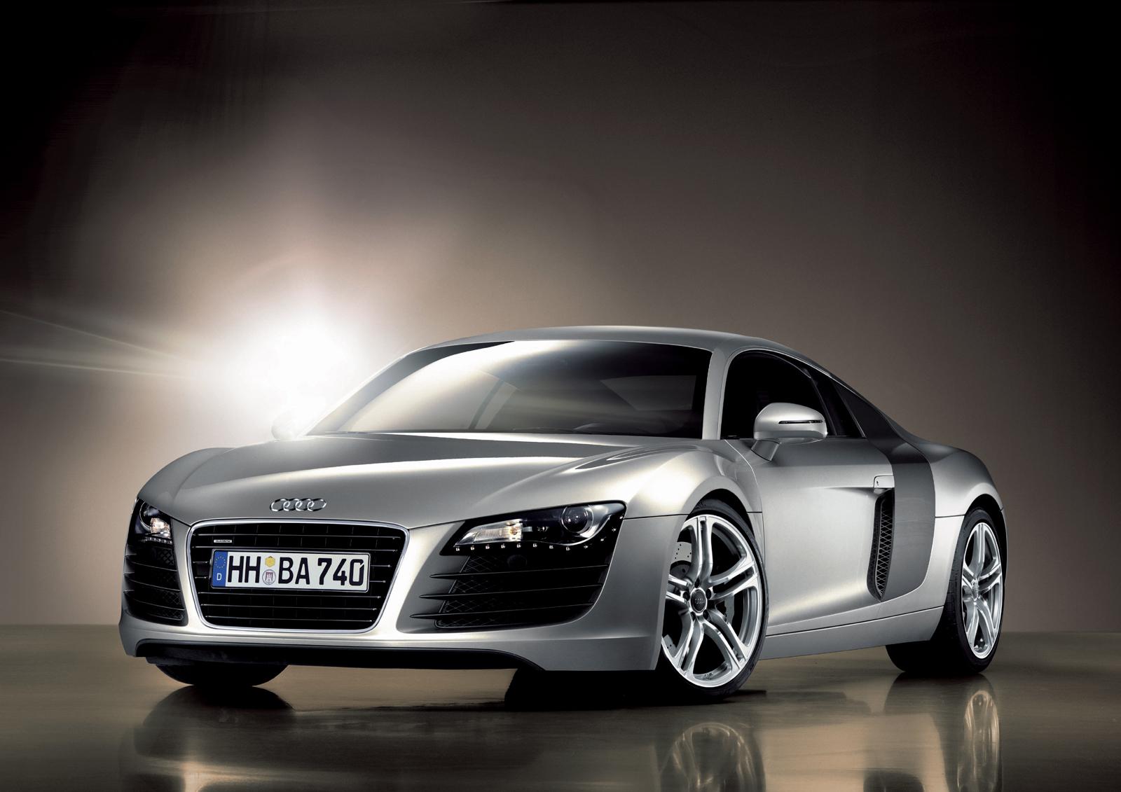 2009 Audi R8 Best Pic
