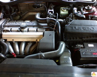 1996 Volvo 850 4 Dr Turbo Wagon picture, engine