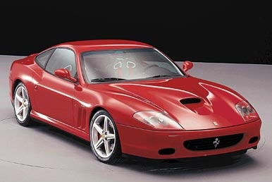 Picture of 2003 Ferrari 575M 2 Dr Maranello Coupe