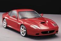 2003 Ferrari 575M Picture Gallery