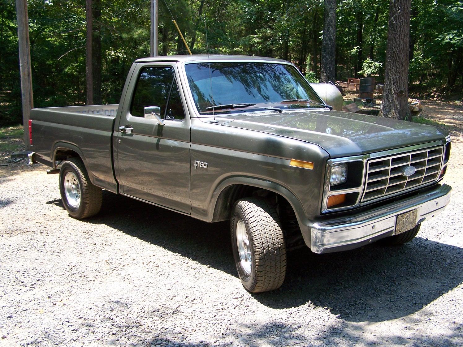Camioneta Chevrolet Bronco >> 1984 Ford F150 Flareside For Sale | Autos Post