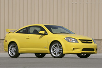 Picture of 2009 Chevrolet Cobalt SS Turbocharged Coupe, manufacturer, exterior