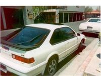 Acura Recall on Acura Integra 88