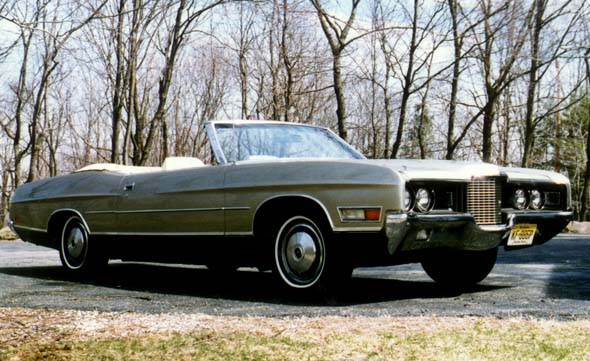 1971 Ford Galaxie picture, exterior
