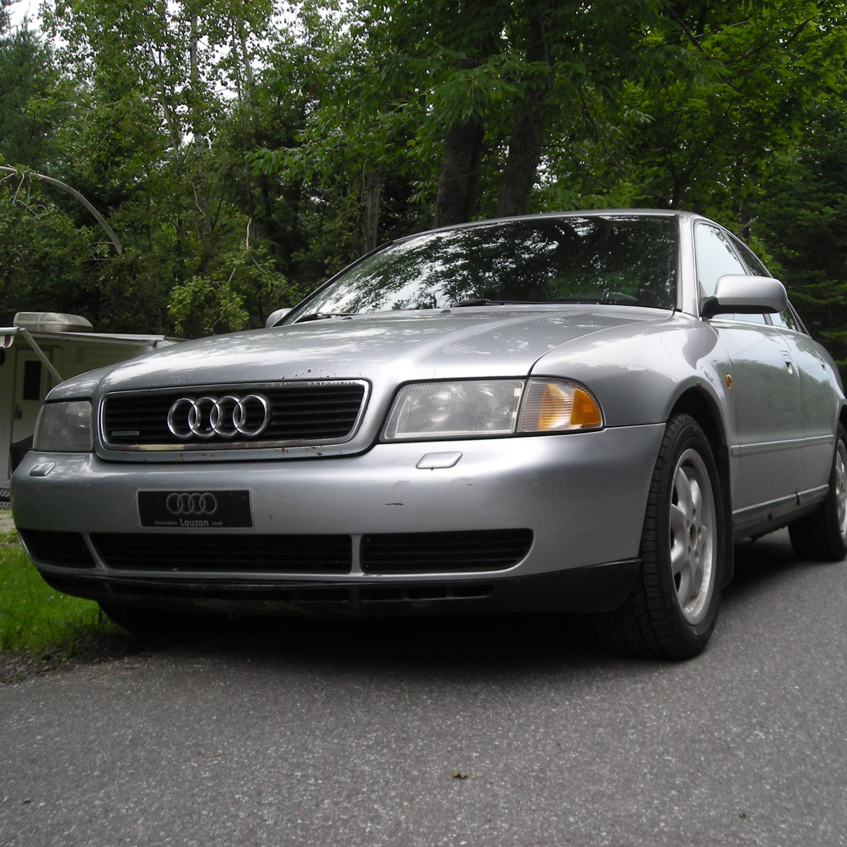 1999 audi a4 avant 1 8 quattro related infomation specifications weili automotive network. Black Bedroom Furniture Sets. Home Design Ideas
