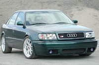 1992 Audi S4 Overview