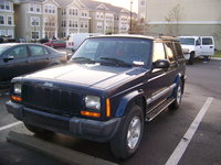 Picture of 2001 Jeep Cherokee Sport, exterior