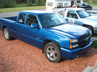 Picture of 2004 Chevrolet Silverado 1500 SS 4 Dr STD AWD Extended Cab SB, exterior, gallery_worthy